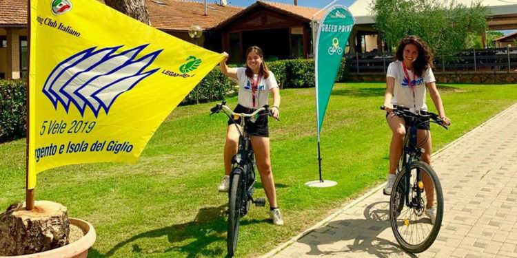 Giro in E-Bike in Maremma - Resort Capalbio
