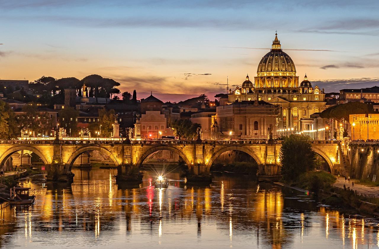 Escursione a Roma in auto e treno - Resort Capalbio