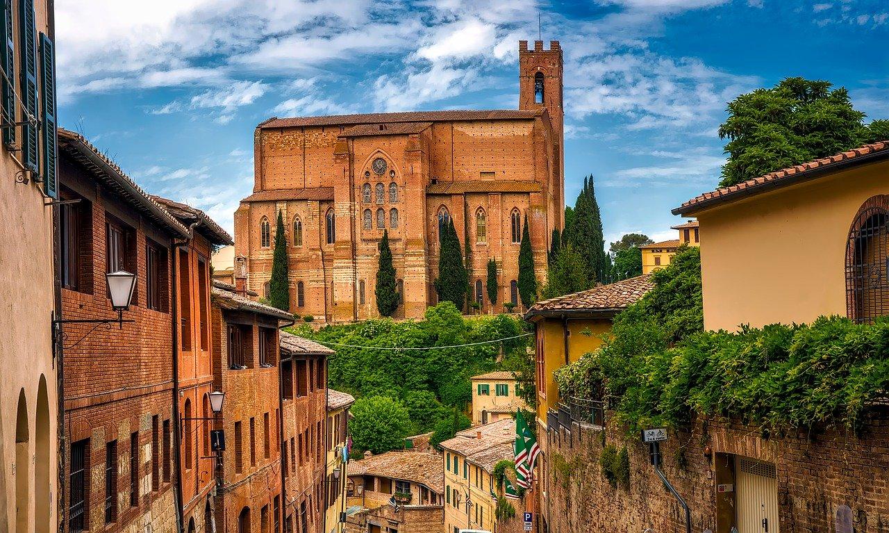 Escursione a Siena in auto - Resort Capalbio